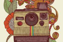 Ilustraciones que nos inspiran / by Andrómeda Floristería Creativa