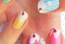 Nails / by Vivianna Chang