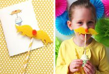 Party | The Lorax Ideas / by Jessica |OhSoPrintable|