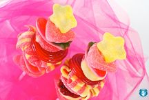 Candy Kabobs / by Mary Tapia