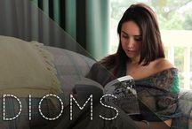 idioms / by Elizabeth