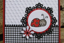 Cards Ladybugs / by Julie Robinson