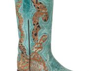 Fancy Footwear / Durango's Ole '66 collection offers luxe leathers, bold colors and detailed overlays / by Durango Boots