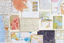 Maptastic / Globes, maps and the woman who loves them / by Angie Away