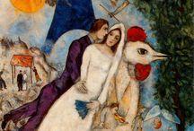 Art: Marc Chagall / by Anna Rita Caddeo