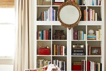 Design.  Bookshelves. / by Gwen Driscoll