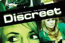 """Discreet (Movie) / (Short Synopsis) """"Monique, a high class escort, has always been able to give her clients exactly what they want, while clean cut Thomas has always been exactly what everyone has expected."""" (Starring) James Alexander (South Africa TV's Isidingo & Scandal), Anel Alexander (South African Movie Semi-Soet & Klein Karoo), and Patrick Shai (Hearts and Minds, Fools, The Bone Snatcher). / by Green Apple Entertainment"""