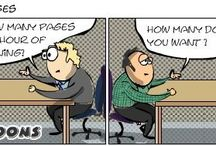 eLearning Humor / What's life without a little bit of humor? This album is a collection of some of our experiences, some funny and some well, not so funny, in the eLearning industry. / by Upside Learning