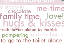 CELEBRATE :: Mothers Day / by Stacey Bellotti