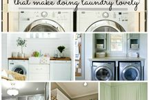your laundry room / by Lucy (Craftberry Bush)