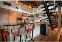 Loft Living, Studio & Attic Spaces / by Stephanie Lackey