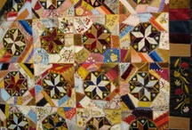 Crazy quilting  / by Quilt Lady123456