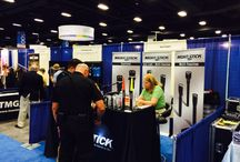 Nightstick at the 2014 NSA Conference / Nightstick by Bayco Products, Inc. recently exhibited at the 2014 National Sheriffs' Association Conference in Fort Worth, Texas. / by Nightstick by Bayco Products, Inc.