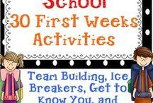 School--First Day/Week / by Kristi Franks