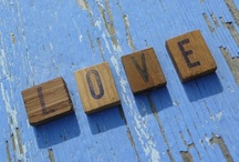 i love love / I heart. / by Design Quixotic