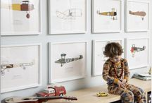 Kiddos' Bedrooms  / by Danielle Gittens