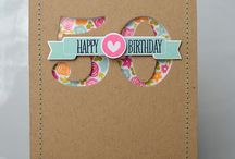 50 for 50 / Projects and Fun to do for my 50th year!  / by Angie Vallejo