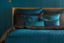 Blue Bedroom / by Gypsy Thread ~ Carey