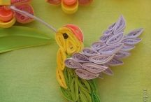 Arts & Crafts - Quilling / by Jackie V