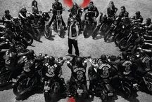♥♡♥Sons of Anarchy♥♡♥ / by Marie Johnson-Castleberry