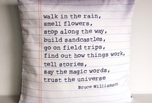 Quotes / by Tori Burleson