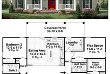 Floor plans / by Kristi Reed