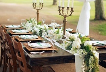 Clients - S & A | August 31 2014 / by Cynthia Martyn - Event Design & Styling