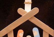 Nativity Crafts / by Destiny Wells