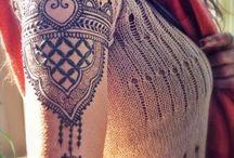 tattoos / by Deepika Prasad