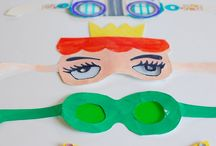 Kid Crafts / by Jen Robinson