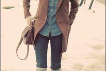 Fashion On Street / by Charlotte Wilson