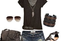 Summer fashion / by Kelley Gorbe