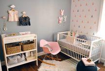 Nursery / by Kayla Clemetson