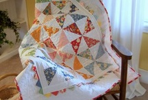 Quilting and Sewing / by Janna Barnes Clark