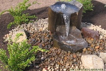 Water features / by Jennifer Hanson