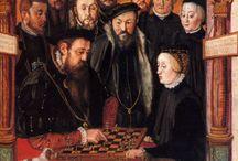 1500-tal (16th century) / by Lena Nilson
