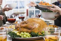 Thanksgiving / Everything you need to know for Thanksgiving from travel tips and cooking ideas to the history of the holiday and how to celebrate on a budget. It's all here! / by About.com