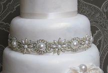 Bizcochos boda / Pasteles de boda / by Sarat Guzman de Estrella