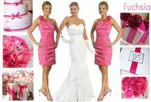 Wedding Color Inspiration via BridalSassique / by BridalSassique.com