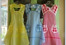 Aprons / by Sheila Pierson