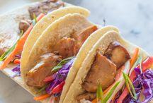 Taco night / Taco recipes for Taco Tuesdays / by Catherine Moss