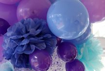 PomPom, Lanterns ,Balloons and Tissue Paper / by GagaGallery Wheeler3Designs