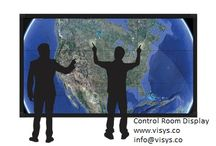 Control Room Video Walls / Cutting edge visual solutions with industry leading service. From a single projector installation to multiple projectors networks, our expert staff works with clients to ensure they get the best visual systems possible. From interactive solutions installations to a large scale projects, we can plan, design and install a solution which will exceed your expectations. / by VISYS Visual Systems