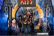 KISS Theme Party / Just inducted into the Rock and Roll Hall of Fame, KISS is the perfect theme for your next party. / by Shindigz