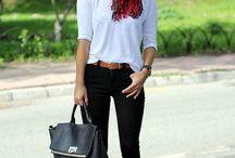Hanna Style!  / by Erica Grijalva