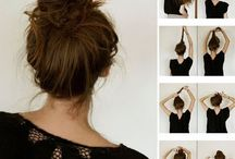 Hair Ideas / by Baylee Shaffer