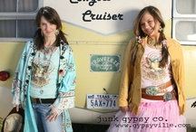 gypsy chic threads / by Franny Lajeunesse