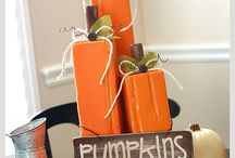 Fall Decor & DIY / Fall Crafts & Decorations / by Mylinda Revell