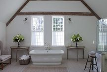 Patina Farm Bathroom Inspiration / by Brooke Giannetti
