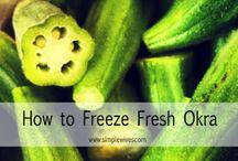 Freezer Goods / by Marlin Jones